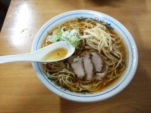 旭川みづのの生姜ラーメン