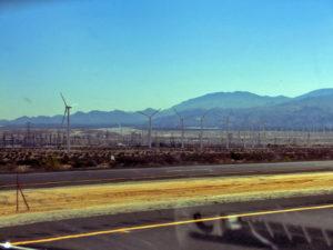 風力発電の森:ヤキマ ウィンドファーム